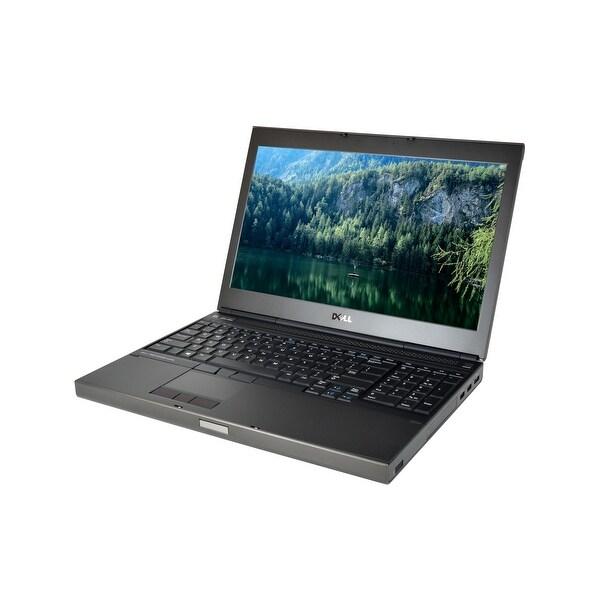 "Dell Precision M4800 Core i7-4800MQ 2.7GHz 16GB RAM 512GB SSD DVD-RW Win 10 Pro 15.6"" Laptop (Refurbished)"