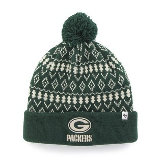 Green Bay Packers Eileen Women's Dark Green Cuffed Knit Hat