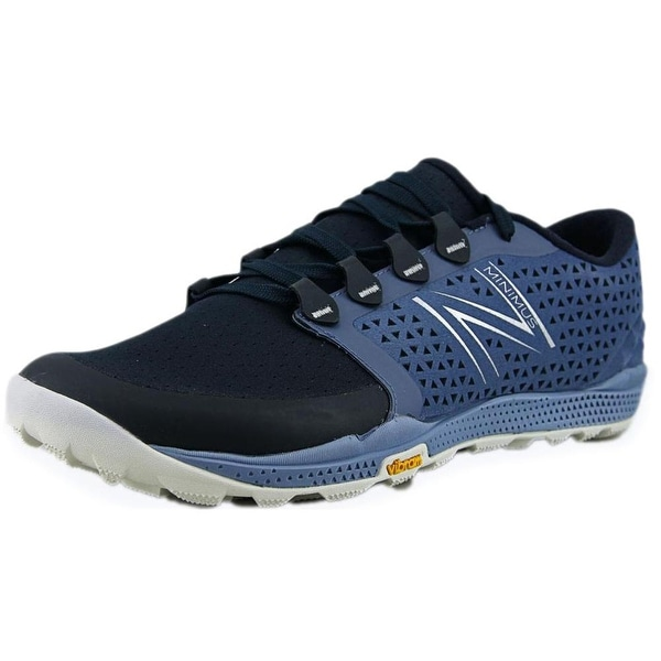 New Balance MT10 Men Round Toe Synthetic Gray Trail Running