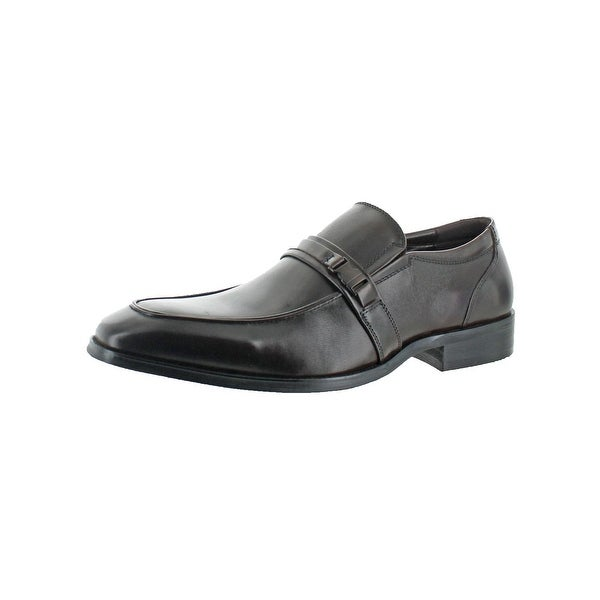 Kenneth Cole Reaction Mens Good View Loafers Slip-On Square Toe
