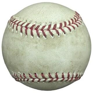 New York Yankees Game-Used 4/26/2015 Baseball Vs New York Mets  HZ753991