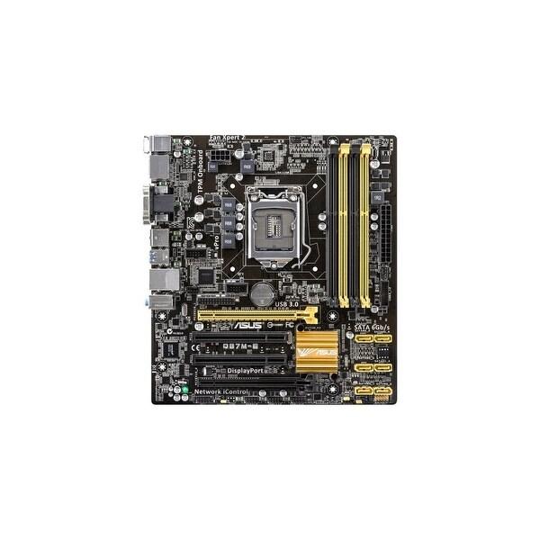 """Asus Q87M-E/CSM/SI-R Asus Q87M-E/CSM Desktop Motherboard - Intel Q87 Express Chipset - Socket H3 LGA-1150 - Bulk Pack - Micro"