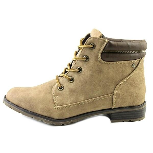 Sporto Womens LEXI Closed Toe Ankle Fashion Boots