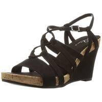 Aerosoles Women's Poppy Plush Wedge Sandal