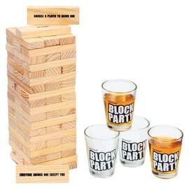 Block Party Tower Blocks Game
