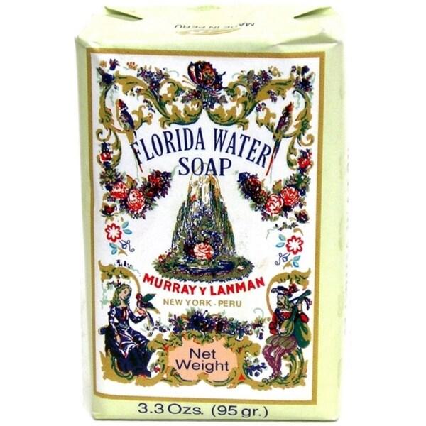 Florida 3.3-ounce Water Bar Soap