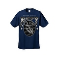 Men's T-Shirt United States Navy Military Naval Forces Anchor Stars Veterans USA - Thumbnail 5