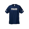 Men's T-Shirt Funny Police Adult Humor Cops Officer Of The Law Tee Sheriff - Thumbnail 2