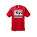 Men's T-Shirt United States No Limit Zombie Hunting Permit Walkers Graphic Tee - Thumbnail 2