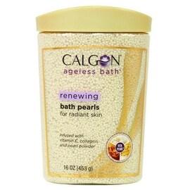 Calgon Ageless Bath Pearls, 16 oz