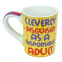 Tumbleweed Pottery Responsible Adult Sarcastic Mug