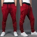 Mens Casual Jogger Dance Sportwear Baggy Harem Pants Slacks Trousers Sweatpants - Thumbnail 4
