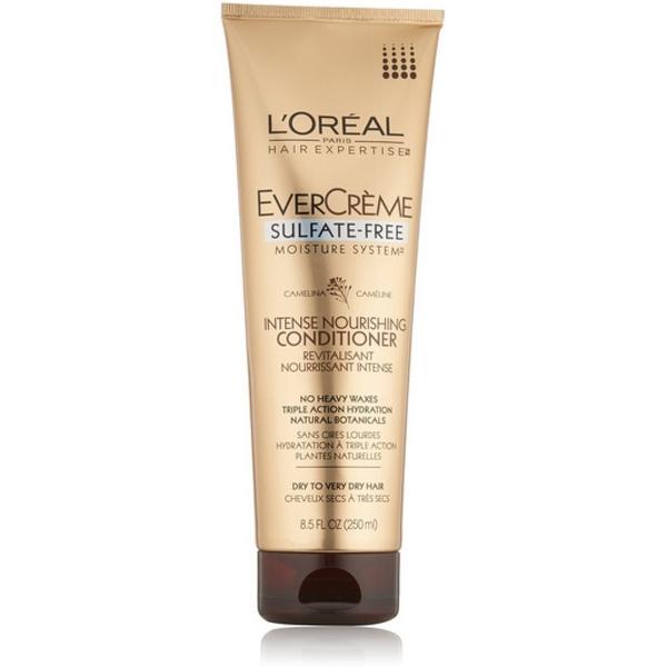 L'Oreal Hair Expertise EverCreme Intense Nourishing Conditioner 8.50 oz