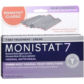 MONISTAT 7 Cream Disposable Applicators 7 Each