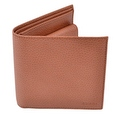 Gucci Men's 150413 Tan Pebbled Leather Coin Pocket Bifold Wallet - Thumbnail 10