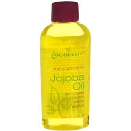 Cococare 100-percent Natural Jojoba Oil, 2 oz