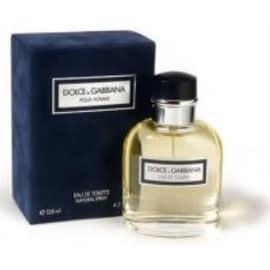 Dolce & Gabbana Eau de Toilette Spray for Men 4.2 oz