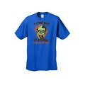 Men's T-Shirt If I Come Back As A Zombie I'm Eating You Frist Undead Graphic Tee - Thumbnail 6