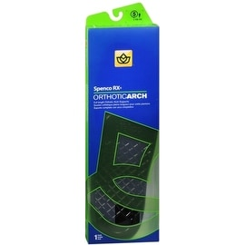 Spenco RX Full Length Orthotic Arch Supports Size 5 1 Pair