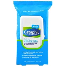Cetaphil Skin Cleansing Cloths, 10 ea