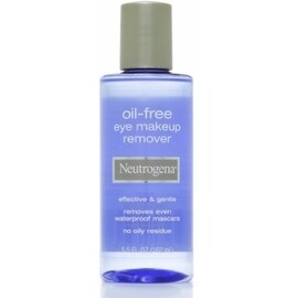 Neutrogena Oil-Free Eye 5.5-ounce Makeup Remover