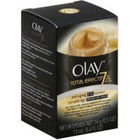 OLAY Total Effects 7-in-1 Anti-Aging Booster Eye Transforming Cream 0.50 oz