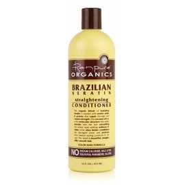Renpure Organics Brazilian Keratin Straightening Conditioner 16 oz