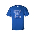 MEN'S FUNNY T-SHIRT Working On My Bucket List ADULT HUMOR DRINKING BEER ALCOHOL - Thumbnail 4