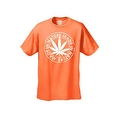 MEN'S FUNNY T-SHIRT Made in Nature MARIJUANA WEED GRASS POT SMOKING LEAF S-5XL - Thumbnail 7