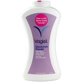 Vagisil Deodorant Powder 8 oz
