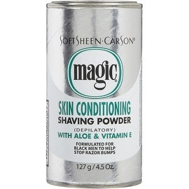Magic Skin Conditioning 4.5-ounce Shaving Powder