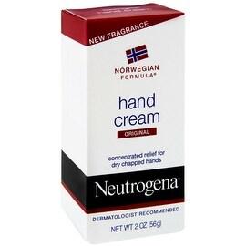 Neutrogena Norwegian Formula Hand Cream 2 oz