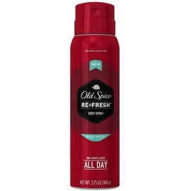 Old Spice Red Zone Re-Fresh Deodorant Body Spray, Pure Sport 3.75