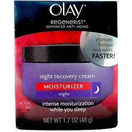 OLAY Regenerist Advanced Anti-Aging Night Recovery Cream 1.70 oz