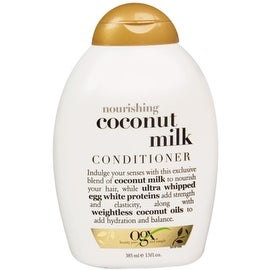 Organix Nourishing Coconut Milk Conditioner 13 oz