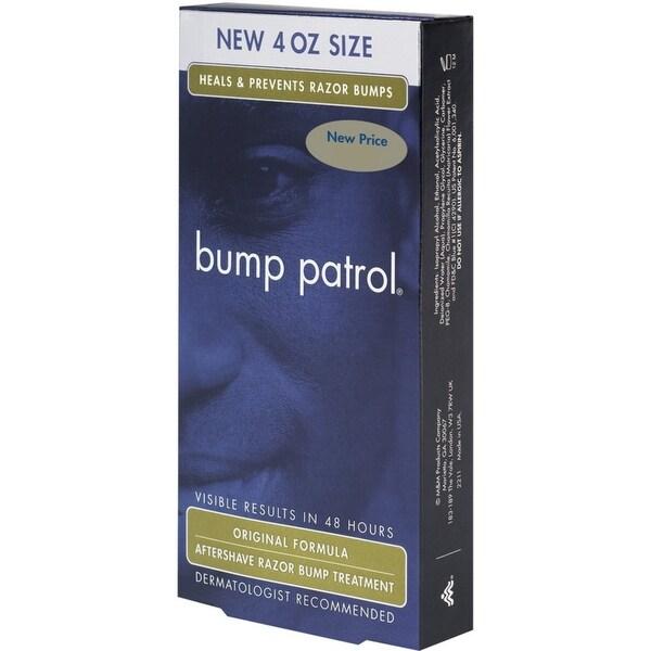 Bump Patrol Aftershave Razor Bump Treatment Original