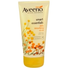 AVEENO Active Naturals Smart Essentials Daily Detoxifying Scrub 5 oz