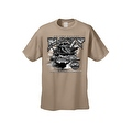 Men's T-Shirt United States Navy A Global Force For Good Military Naval Graphic Tee - Thumbnail 6