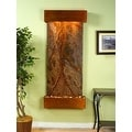Adagio Inspiration Falls With Brown Rainforest Marble in Rustic Copper Finish an - Thumbnail 8