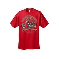 MEN'S BIKER T-SHIRT MOTORCYCLE MECHANIC SHOP BOBBER GARAGE L.A. S-XL 2X 3X 4X 5X - Thumbnail 6