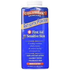Columbia 14-ounce Antiseptic Powder