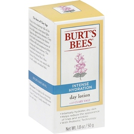 Burt's Bees Intense Hydration Day Lotion with Clary Sage 1.80 oz