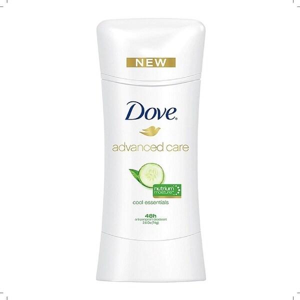 Dove Advanced Care Anti-Perspirant Deodorant, Cool Essentials 2.60 oz
