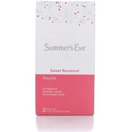 Summer's Eve Douche Sweet Romance 4.5 oz, 2 ea