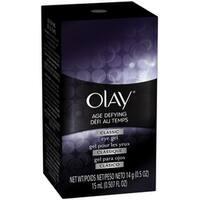 OLAY Age Defying Classic Eye Gel 0.50 oz