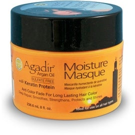 Agadir Argan Oil Moisture Masque, 8 oz