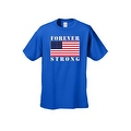 Men's T-Shirt USA Flag American Pride Stars & Stripes Old Glory Vet Tee Patriotic - Thumbnail 0