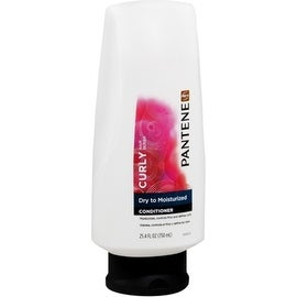 Pantene Pro-V Curly Hair Series Dry to Moisturized Conditioner 25.40 oz