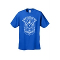 Men's T-Shirt Live Free or Die 2nd Amendment Guns Constitution Gun Control - Thumbnail 4
