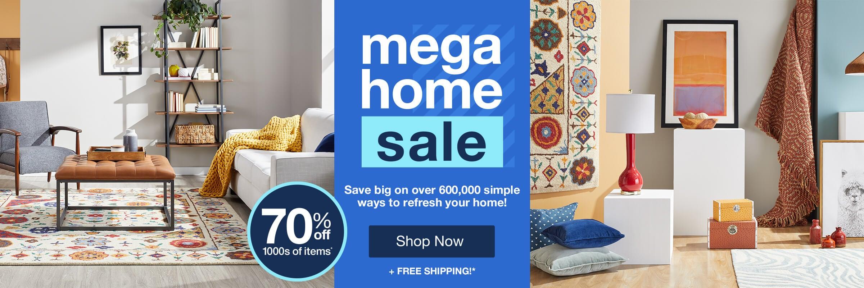 Mega Home Sale desktop